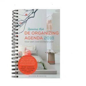 Organizing Agenda & Bullet Journals