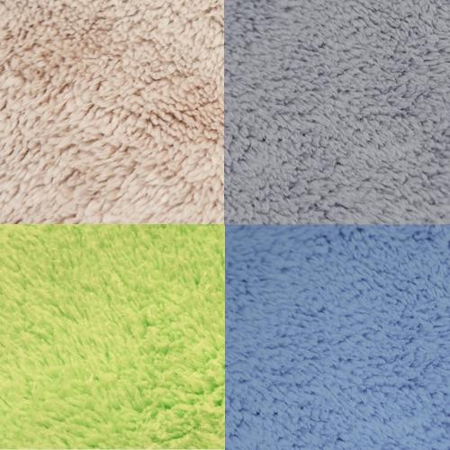 kleuren microvezeldoeken